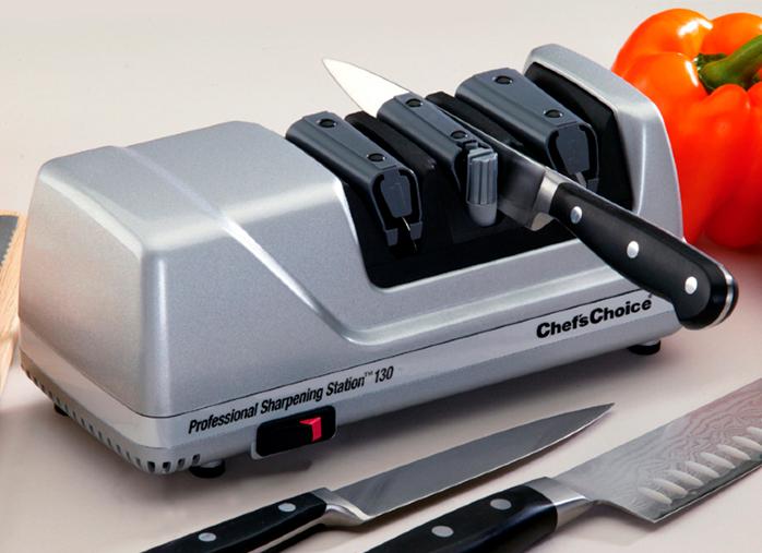 Точильный аппарат для заточки ножей