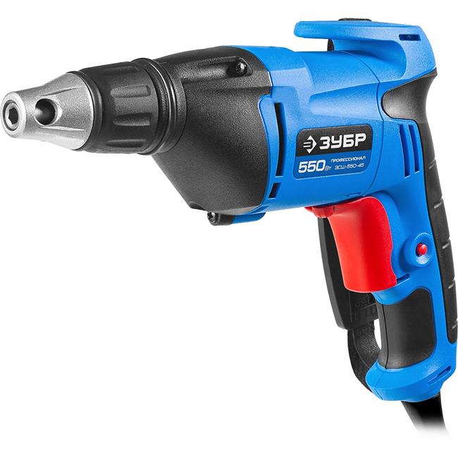 Зубр ЗСШ-550-45 – профессиональный инструмент за любительскую цену