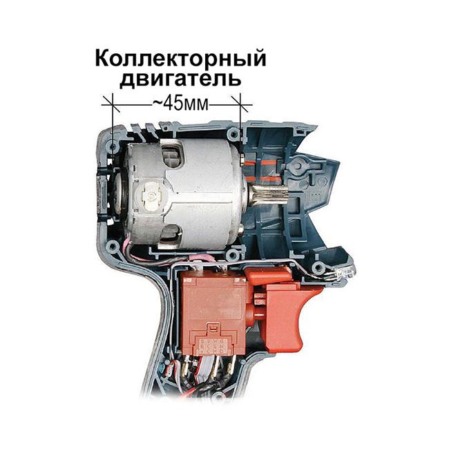 Шуруповерт макита с бесщеточным двигателем
