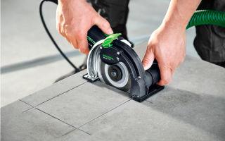 12 лучших штроборезов по бетону