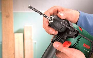 Как правильно выбрать дрель для домашнего использования