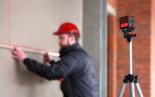 Как пользоваться лазерным уровнем — ключевые особенности
