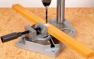 Стойка для дрели: способы изготовления деревянной и металлической конструкции с пошаговым фото