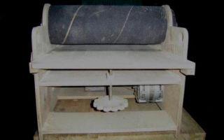 Как сделать шлифовальный станок своими руками: инструкция с пошаговым фото