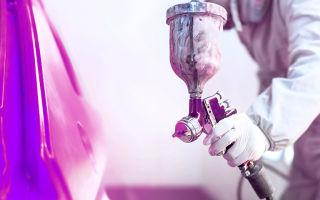 8 лучших пневматических краскопультов