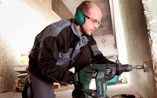 Как сверлить бетон — основные способы